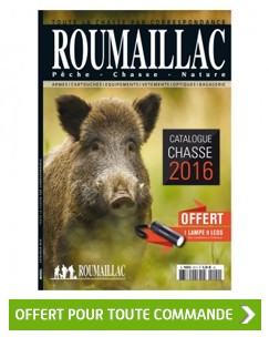 Catalogue Chasse 2016