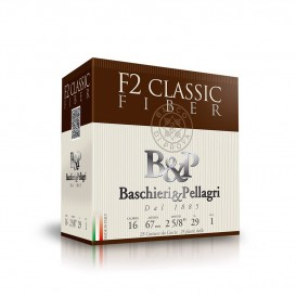 CARTOUCHES BASCHIERI&PELLAGRIF2 EXTRA CALIBRE 20