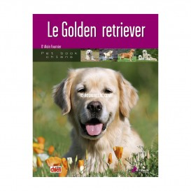 PET BOOK LE GOLDEN RETRIVER