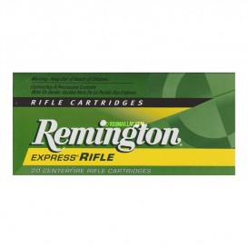 MUNITIONS BALLES REMINGTON 444 MARLIN SP SOFT POINT