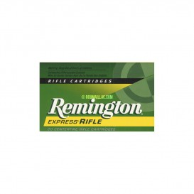 MUNITIONS BALLES REMINGTON 35 WHELEN CORE LOKT