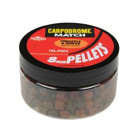 PELLETS PRE PERCES DYNAMITE BAITS PINEAPPLE SCOPEX