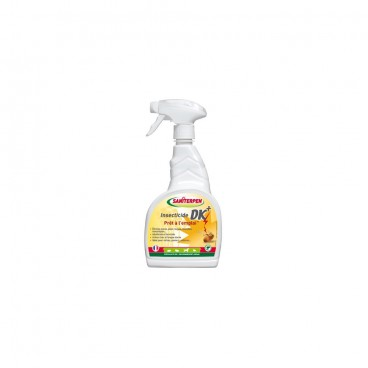 INSECTICIDE SPRAY DK PRET A L EMPLOI 750 ML