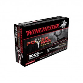 MUNITIONS BALLES WINCHESTER POWERMAX BONDED 180 GRAINS