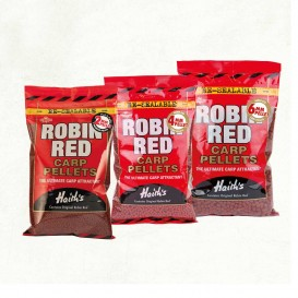 PELLETS ROBIN RED