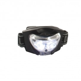 LAMPE FRONTALE 3 LEDS