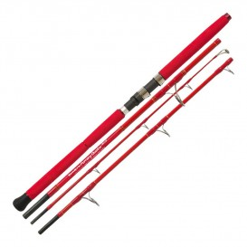 CANNE SPINNING FURRARY TRAVEL QUATRO 80LBS