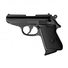 PISTOLET LADY BRONZE 9MM BLANC