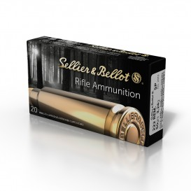 MUNITIONS BALLES SELLIER & BELLOT 222R SP