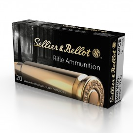 MUNITIONS BALLES SELLIER & BELLOT 303 BRITISH