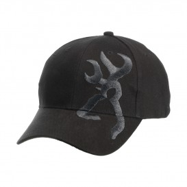 CASQUETTE DE BALL TRAP BLACK BUCK