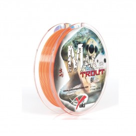 NYLON MAX TROUT BICOLORE 150M