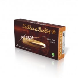 MUNITIONS BALLES SELLIER & BELLOT 30-06 XRG