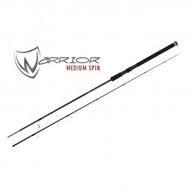 CANNE WARRIOR MEDIUM SPIN 210CM 15-40G