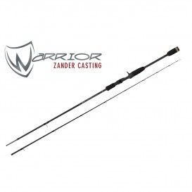 CANNE CASTING WARRIOR ZANDER 210CM 10-30G