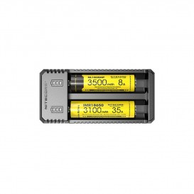 CHARGEUR MICRO USB 2 ACCUS