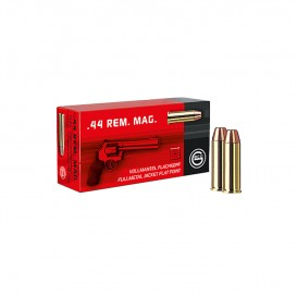 MUNITIONS BALLES GECO 44 REMINGTON MAGNUM FMJ