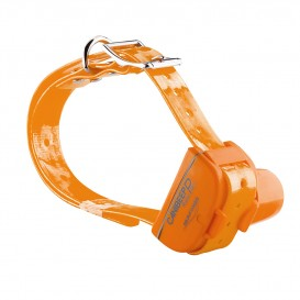 COLLIER SUPPLEMENTAIRE ORANGE POUR CANIBEEP