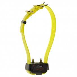 COLLIER SUPPLEMENTAIRE CANICOM JAUNE