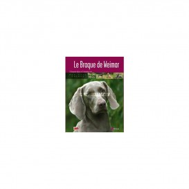 PET BOOK LE BRAQUE DE WEIMAR