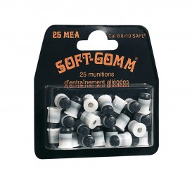 MUNITIONS SOFT-GOMM