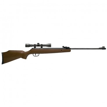 PACK CARABINE REMINGTON EXPRESS NP + LUNETTE 4X32 19.90 JOULES