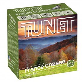 CARTOUCHES TUNET FRANCE CHASSE