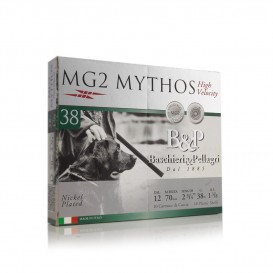 CARTOUCHES BASCHIERI&PELLAGRI MG2 MYTHOS 38 HV